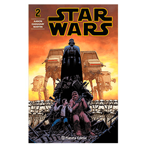 Comic Star Wars nº 2