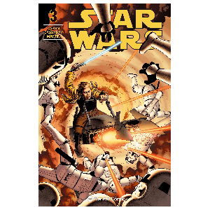 Comic Star Wars nº 3