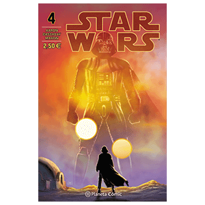 Comic Star Wars nº 4