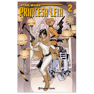 Comic Star Wars: Leia nº 2