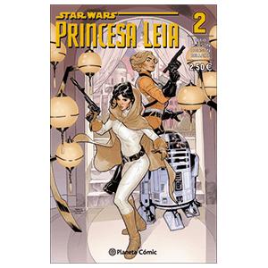 Comic Star Wars: Leia nº 2