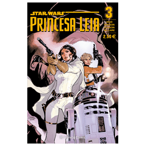 Comic Star Wars: Leia nº 3