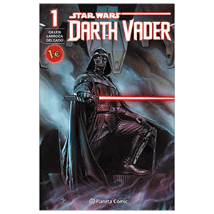 Comic Star Wars: Vader nº 1