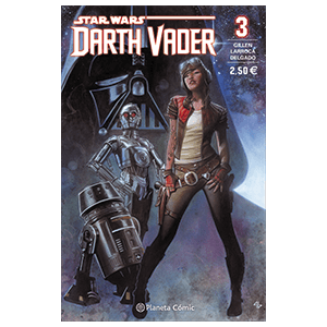 Comic Star Wars: Vader nº 3