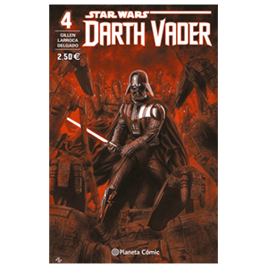 Comic Star Wars: Vader nº 4