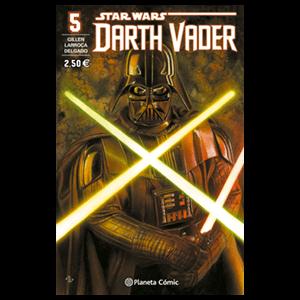 Comic Star Wars: Vader nº 5