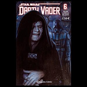 Comic Star Wars: Vader nº 6