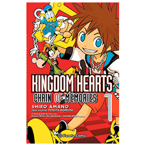 Kingdom Hearts Chain of Memories nº 1