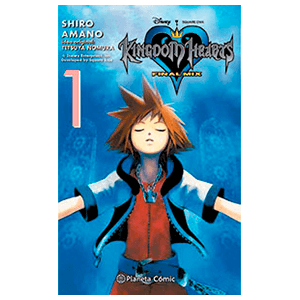 Kingdom Hearts Final Mix nº 1