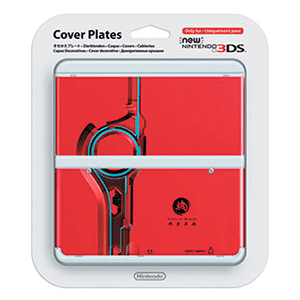 New 3DS Carcasa: Xenoblade