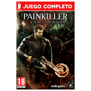 Painkiller Hell - Damnation