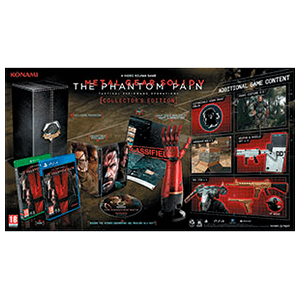 Metal Gear Solid V: The Phantom Pain Edicion Coleccionista