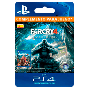 Far Cry 4: Valle de los Yetis (PS4)