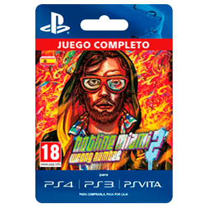 Hotline Miami 2: Wrong Number (PS3/PS4/PSV)