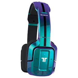 Auriculares Tritton Swarm Bluetooth Azules