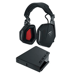 Mad Catz F.R.E.Q.9 Wireless Negros