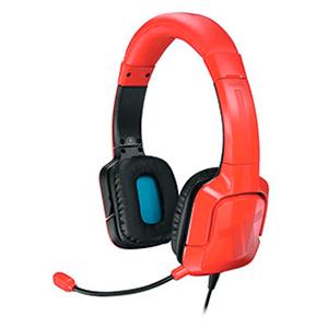 Auriculares Tritton Kama Rojos PS4-PSV
