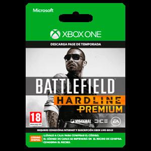 x Battlefield Hardline Premium (XONE)