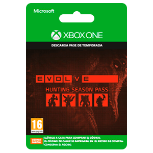 Evolve (Hunting Season Pass) (XONE)