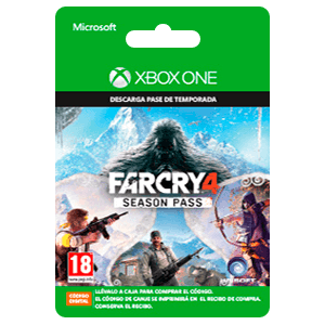 Far Cry 4 Season Pass (XONE)