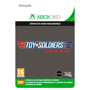 Toy Soldiers: Cold War (X360)