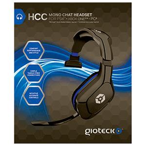Auricular Gioteck HCC  Mono
