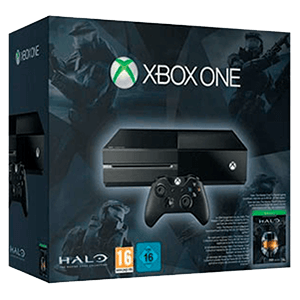 Xbox One 500Gb + Halo Master Chief Collection