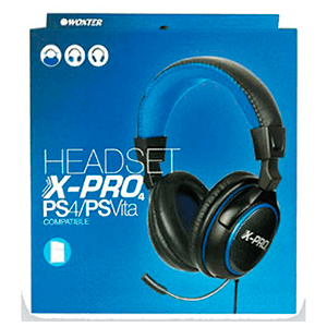 Auriculares Woxter X-Pro 4