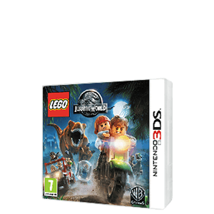 Lego Jurassic World Nintendo 3ds Game Es