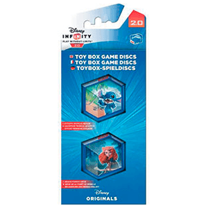Disney Infinity 2.0 ToyBox Game Discs Pack Disney
