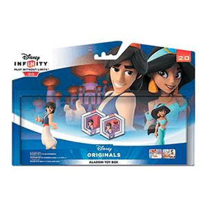 Disney Infinity 2.0 ToyBox Aladin Pack