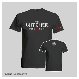Camiseta The Witcher 3: Wild Hunt