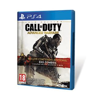 Call of Duty: Advanced Warfare Gold