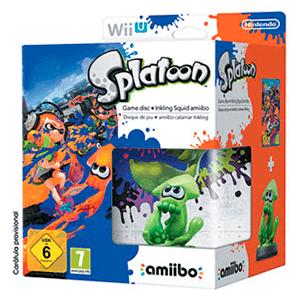 Splatoon + Amiibo Calamar