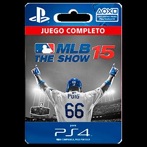 MLB 2015 (PS4)