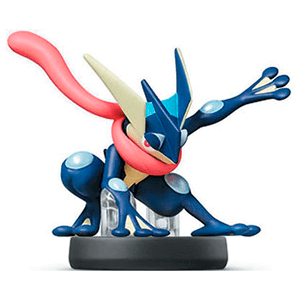 Figura amiibo Smash Greninja
