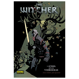 The Witcher: La Casa de las Vidrieras