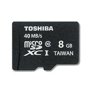 Memoria 8 Gb microSDHC Class10 Android Toshiba