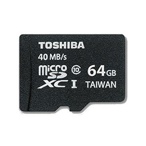 Memoria 64 Gb microSDHC Class10 Android Toshiba