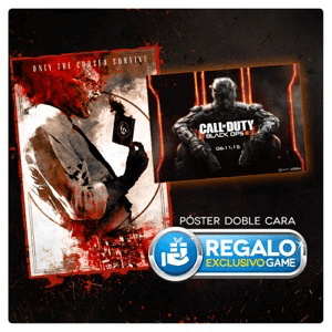 Póster Call of Duty: Black Ops 3