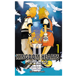 Kingdom Hearts II nº 1