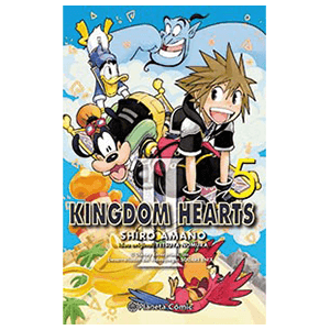 Kingdom Hearts II nº 5