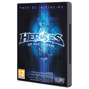 Heroes of the Storm: Pack de Iniciación