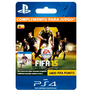 x 4.600 FIFA 15 Points (PS4)