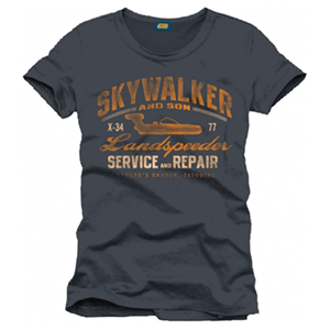Camiseta Star Wars: Skywalker Repair Talla M