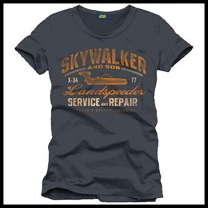 Camiseta Star Wars: Skywalker Repair Talla XL