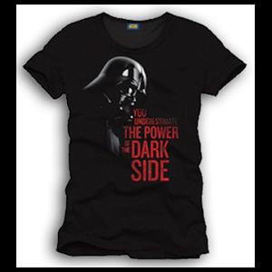 Camiseta Star Wars: Dark Side Talla L