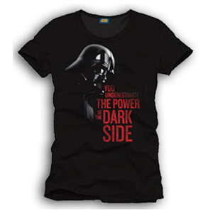 Camiseta Star Wars: Dark Side Talla XL