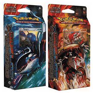 Baraja 60 cartas Pokemon Duelos Primigenios XY5