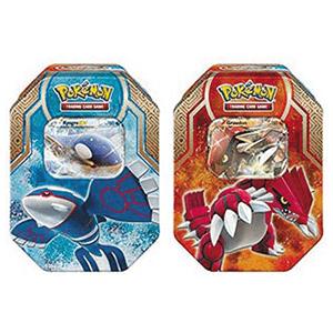 Caja metalica Pokemon Duelos Primigenios XY5